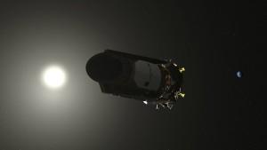 """Ende für Weltraumteleskop """"Kepler"""""""
