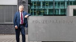 Wo steht die Frankfurter Polizei nach der Krise?
