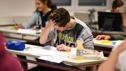 Hochschulen beklagen gravierende Mängel bei Abiturienten