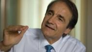 Künftig Acatech-Präsident: Karl-Heinz Streibich