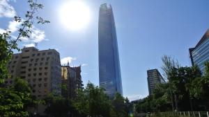 Der Turmbau zu Santiago