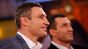 Wladimir will Vitalis Titel erkämpfen