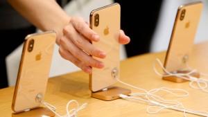Student will eine Milliarde Dollar Schadenersatz von Apple