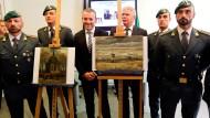 Van Gogh-Gemälde bei Anti-Mafia-Einsatz gefunden