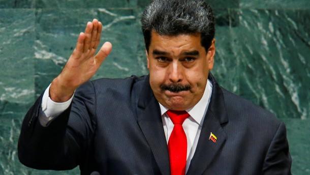 Maduro offen für Treffen mit Trump