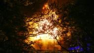 Sechs Menschen sterben bei Großbrand