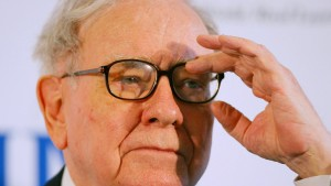 Starinvestor Buffett kauft massiv Apple-Aktien
