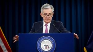Amerikanische Notenbank senkt Leitzins abermals