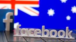 Australien und Facebook einigen sich