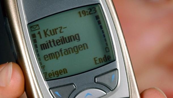 HDGDL, liebe SMS
