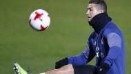 Noch ein goldener Ball für Ronaldo