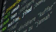 Für Nerds und Terror-Fans: Der Dschihad als Programmiercode. Screenshot aus der ersten Ausgabe des Magazins.