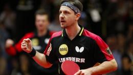 Siebter EM-Titel für Tischtennis-Herren