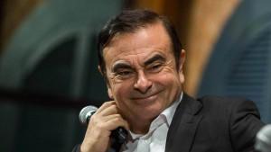 Kommt Carlos Ghosn heute auf Kaution frei?