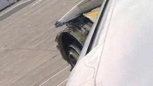 A380 muss in Neufundland notlanden