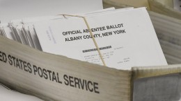 Amerikanische Post warnt vor Verspätung von Stimmzetteln