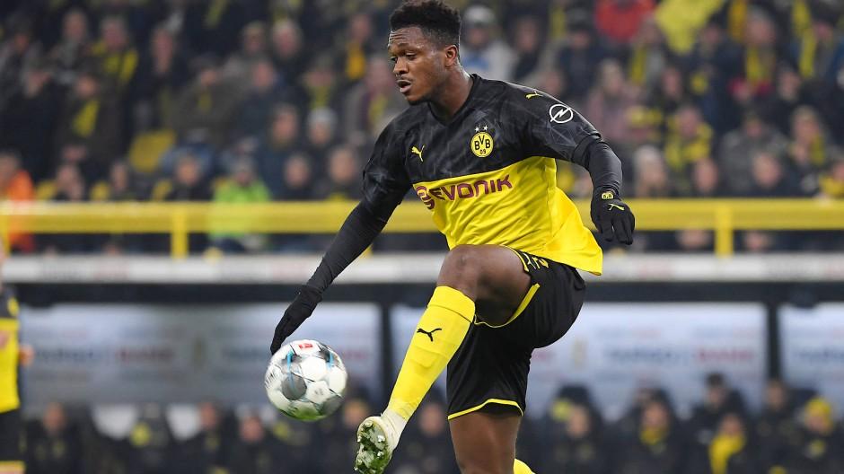 Comeback eines Hochbegabten: Dan-Axel Zagadou spielt in Dortmund wieder eine wichtige Rolle.