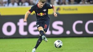 Zu schnell für die Bundesliga