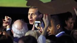 Demokrat Lamb erklärt sich zum Sieger