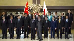 Japan und China nehmen Wirtschaftsdialog wieder auf