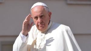 Priester dürfen Abtreibungen vergeben