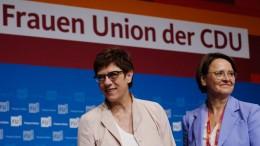 Verbindliche Frauenquote in der CDU?