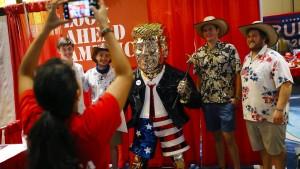 Will Trump 2024 wieder antreten?