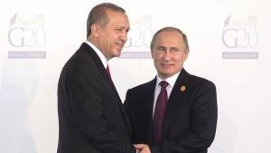 Putin und Erdogan reden wieder miteinander