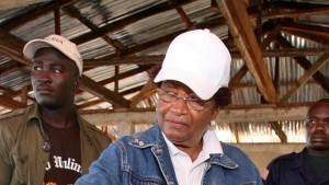 Stichwahl in Liberia