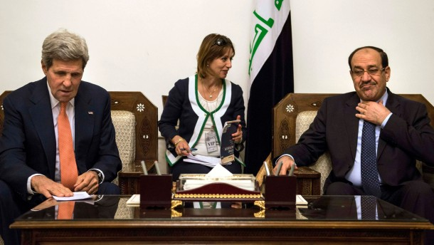 Eine neue Allianz gegen den Terror