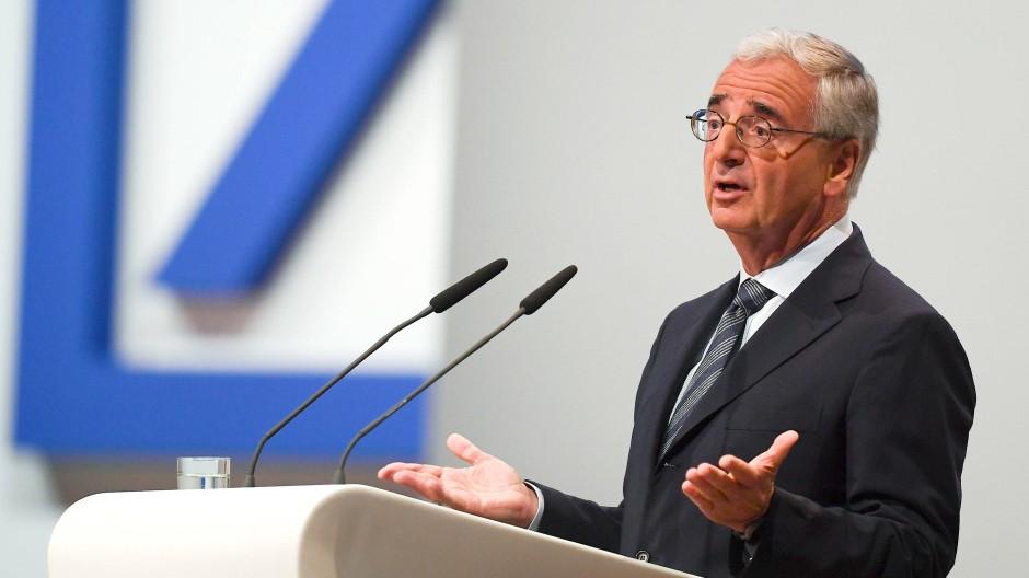 Verlässt im kommenden Jahr den Aufsichtsrat der Deutschen Bank: Paul Achleitner