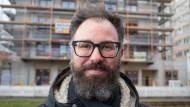 """Lucien Coy will mit anderen Eltern eine """"Nische"""" in der Kita-Landschaft schaffen."""