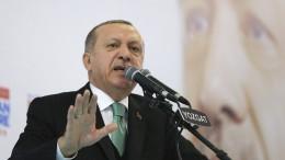 In der Türkei stehen Richter gegen Richter