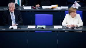 Mehrheit der Deutschen will Trennung der Union
