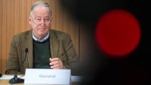 Steuerzahlerbund rügt Privatparty von AfD-Politiker im Parlament