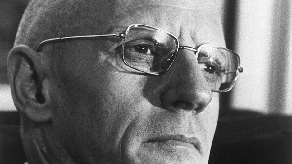 Sprengmeister der Kultur: Michel Foucault