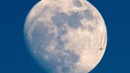 Der Mond: Er ist schon 4,47 Milliarden Jahre alt