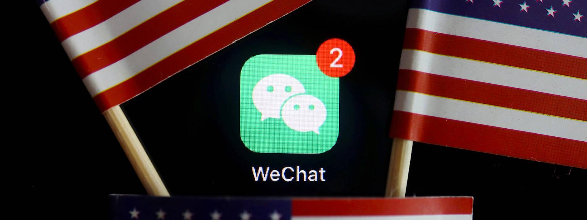 Richterin stoppt Trumps Blockade von WeChat