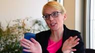 Neue Präsidentin der TU Darmstadt: Tanja Brühl