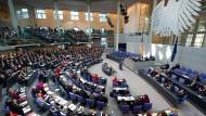 Lammert dringt auf Änderung beim Wahlgesetz in letzter Minute