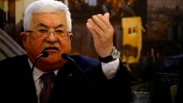 """""""Jerusalem steht nicht zum Verkauf"""""""