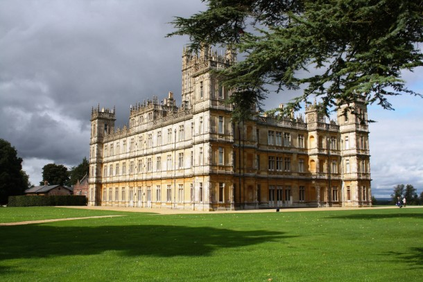 bilderstrecke zu am set von downton abbey so sch n war das england das es nie gab bild 5. Black Bedroom Furniture Sets. Home Design Ideas