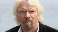 """Richard Branson: """"Wir müssen diese Sackgasse durchbrechen."""" (Archivbild)"""