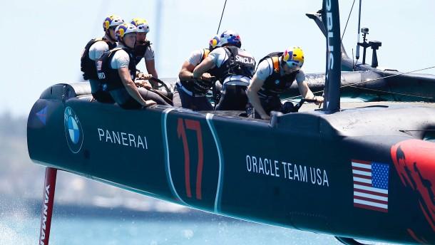 Das große Rätsel des Teams Oracle