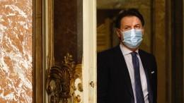 Wie geht es weiter in Italien?