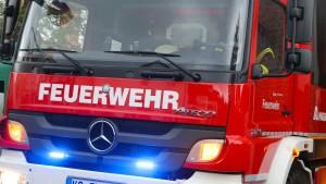Drei Verletzte bei Brand in Kasseler Psychiatrie