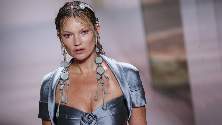 Würden Sie sich von dieser Frau tätowieren lassen? Kate Moss