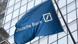 Deutscher Bank droht neuer rechtlicher Ärger