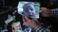 Ali Saad Dawabscha war gerade 18 Monate alt, als er bei einem Brandanschlag ums Leben kam.