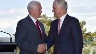 Trump akzeptiert Flüchtlingsdeal mit Australien
